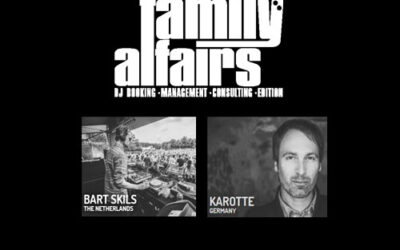New Booking Agency – Family Affairs