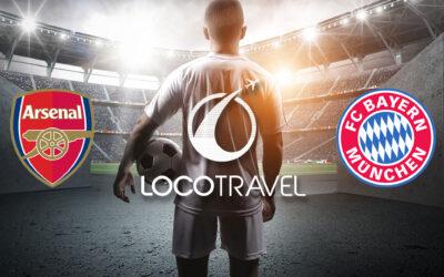 Welcome Arsenal & FC Bayern