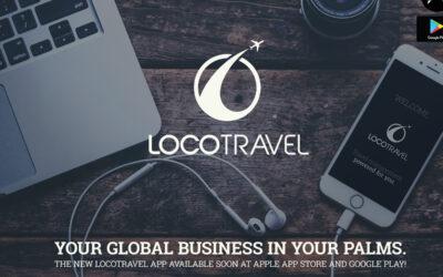 App, App, Hooray! LOCOTRAVEL-App Coming Soon