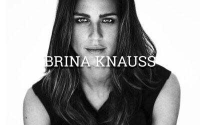Welcome Brina Knauss