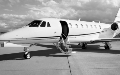 private charter business trip